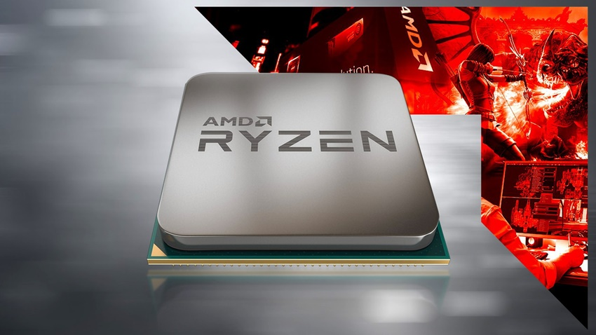 AMD İkinci Nesil Ryzen İşlemci