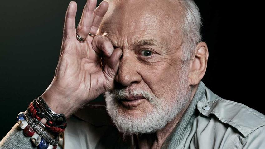 Buzz Aldrin UFO