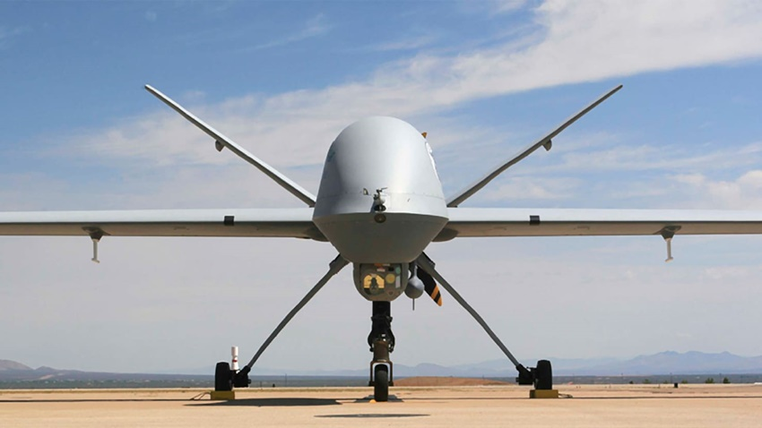 Pentagon Drone Google