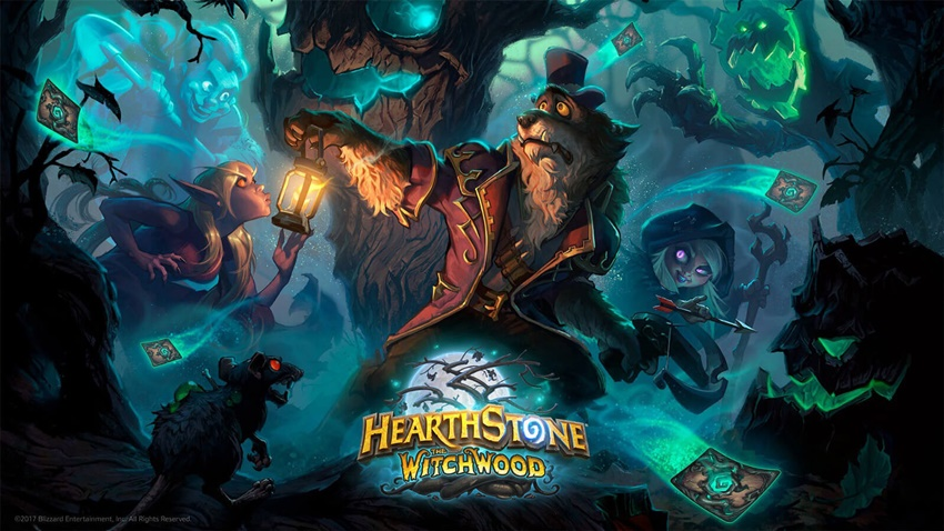 Hearthstone: The Witchwood çıktı