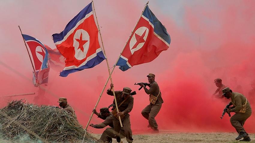 Kuzey Kore Hacker