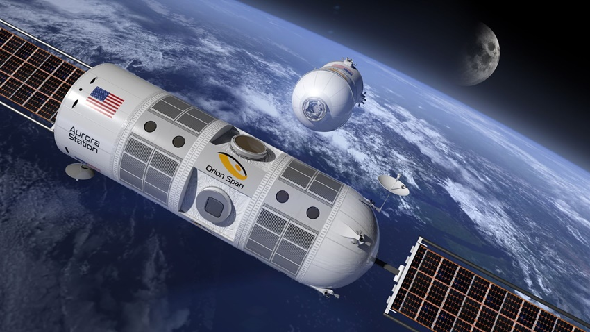Orion Span Aurora Station