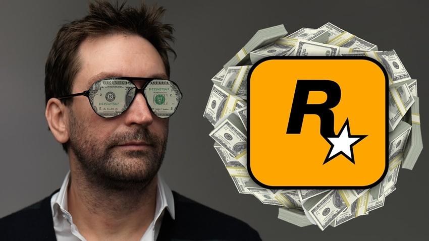 Rockstar Star 150 milyon dolar