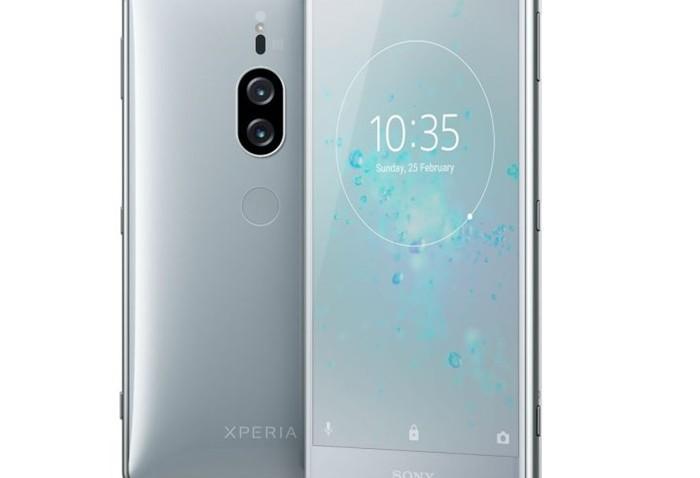 Sony Xperia XZ2 premium 3