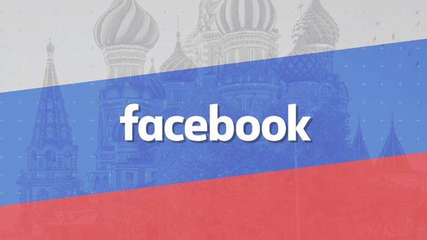 Facebook, Rus Bağlantılı 270'den Fazla Trol Hesabını Sildi