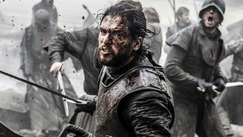 Game of Thrones, 55 Günlük Savaş Sahnesiyle Dönüyor!