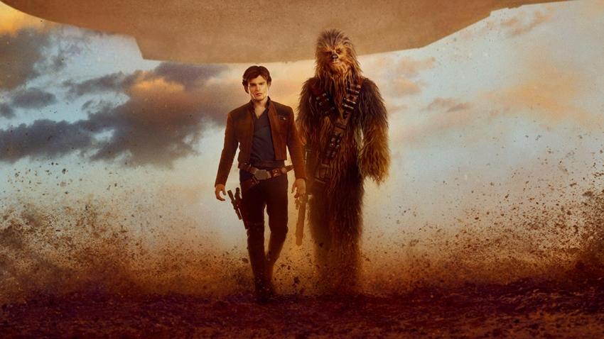 Han Solo A Star Wars Story'den Yeni Fragman