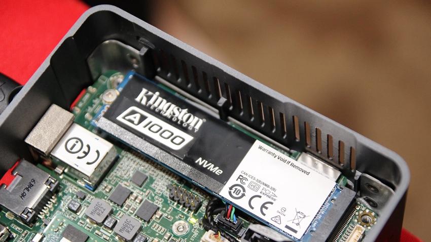 Kingston, Giriş Seviyesine Yönelik A1000 SSD Modelini Duyurdu