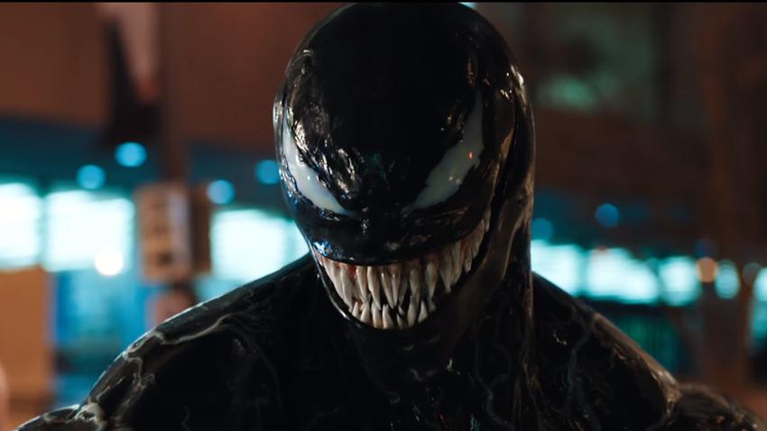 Marvel'ın Anti-Kahramanı Venom'dan Yeni Fragman