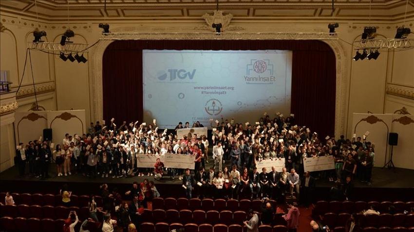 Türkiye'nin Genç Yetenekleri Yarını İnşa Ediyor