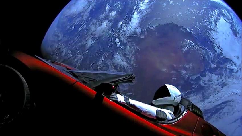 Uzaydaki Tesla Aracında Türk Otomotiv Sanayisinin Katkısı Varmış