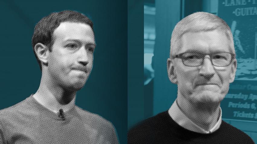 Zuckerberg, Tim Cook'un Eleştirilerine Cevap Verdi