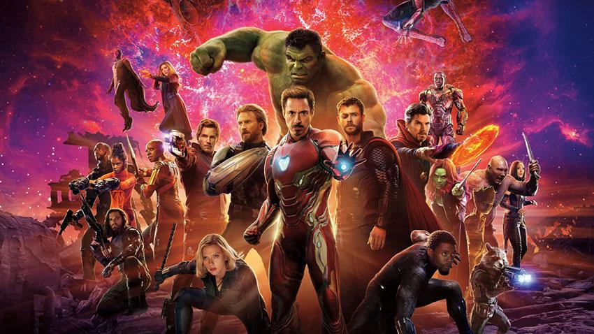 Avengers: Infinity War'un Müzikleri Spotify ve iTunes'da!
