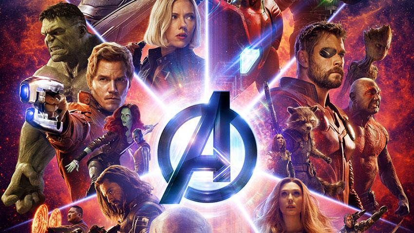 Avengers: Infinity War İlk Günden Torrent'e Düştü