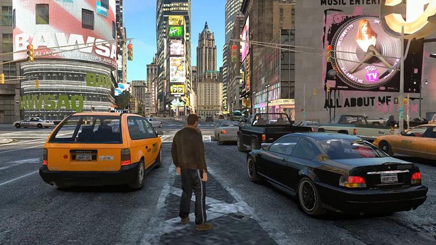 GTA 4'de Lisansı Sonlanan Şarkılar Kaldırıldı