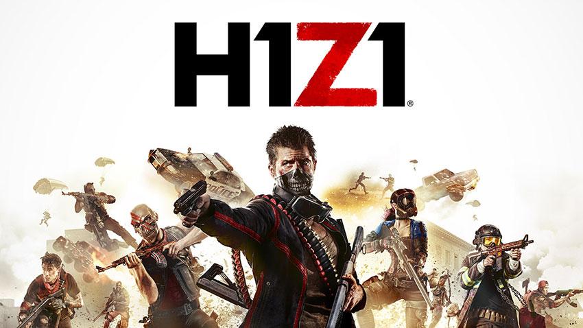 H1Z1, PlayStation 4 İçin Duyuruldu