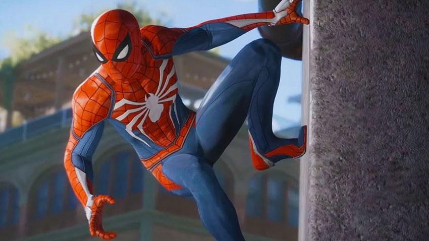 Spider-Man Oyununda Hava ve Zaman Değiştirilebilecek