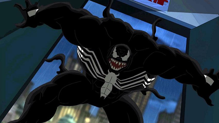 Venom'un Fragmanı Animasyona Uyarlandı