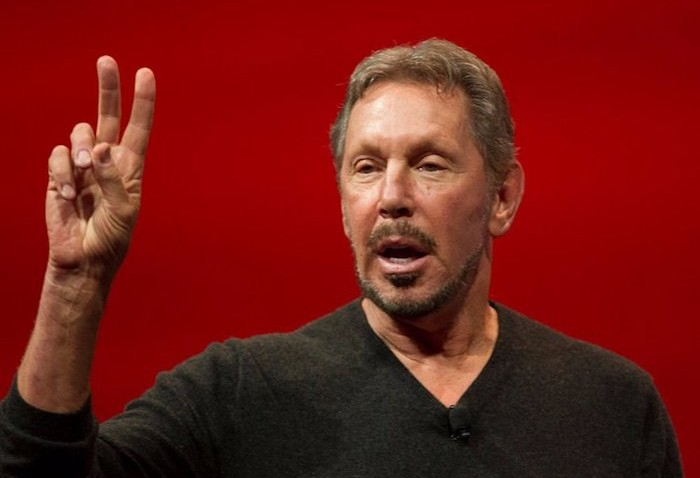 (5) Larry Ellison - Serveti: 58.8 milyar $