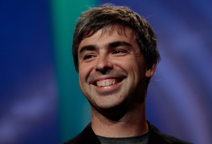 (6) Larry Page - Serveti: 47.8 milyar $