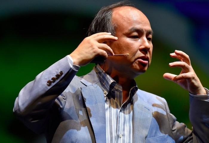 (11) Masayoshi Son - Serveti: 22.8 milyar $
