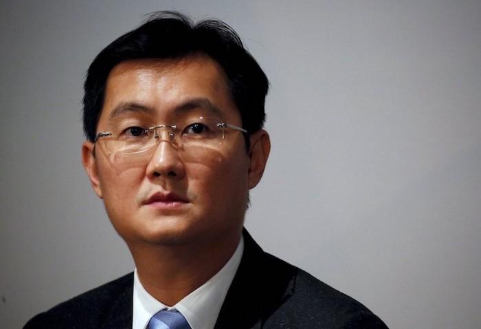 (8) Pony Ma Huateng - Serveti: 45.6 milyar $
