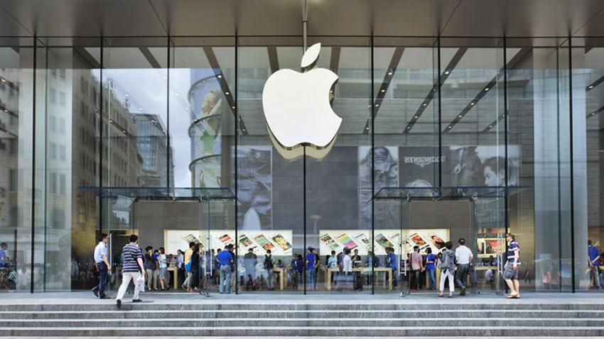Apple Çalışan Maaşları 1