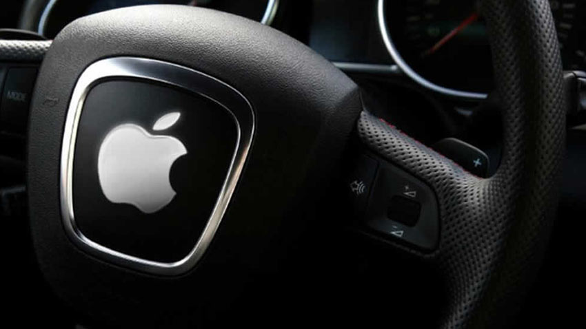 Apple Volkswagen Otonom Araç 1