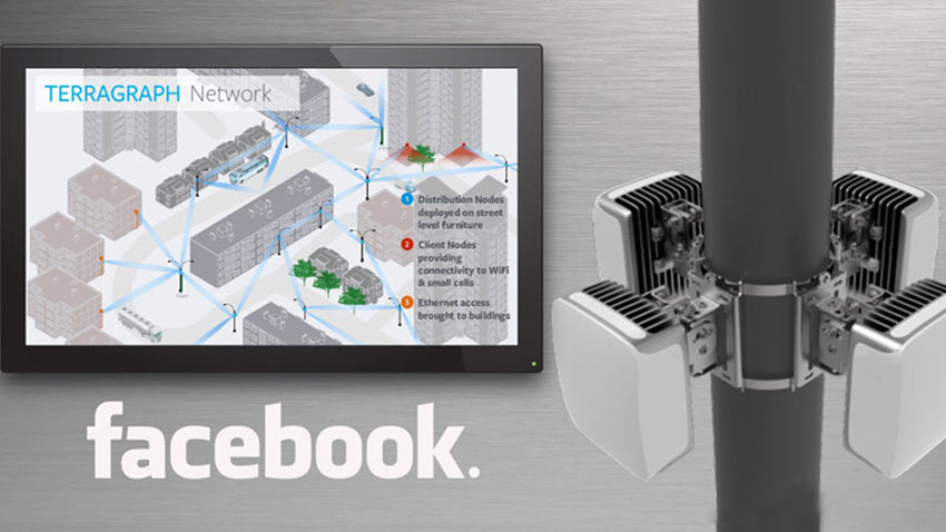 Facebook Qualcomm Terragraph