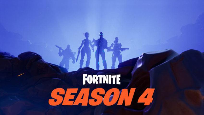 Fortnite Sezon 4
