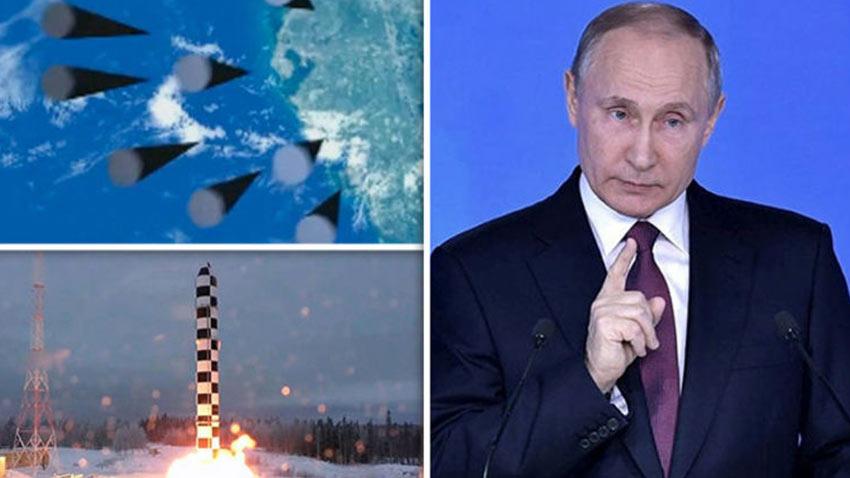 Rusya Hipersonik Silah