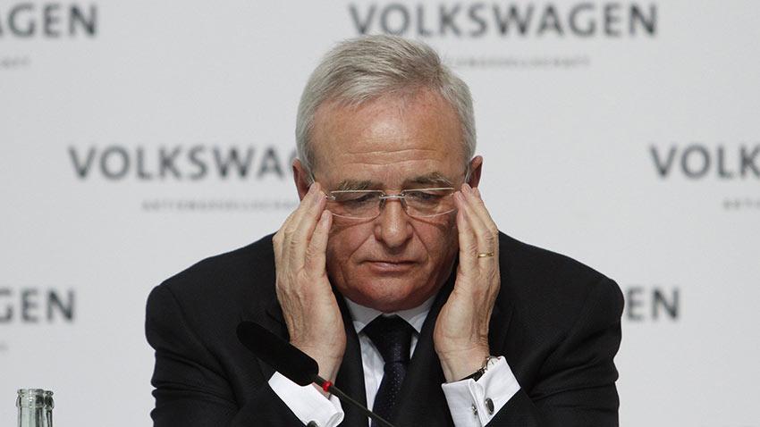 Volkswagen Eski Ceo Dava
