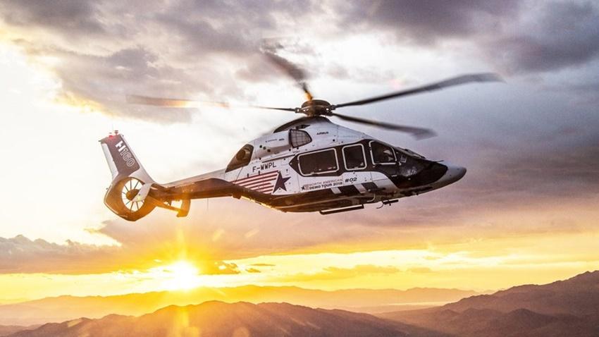 Airbus H160 pilotaj