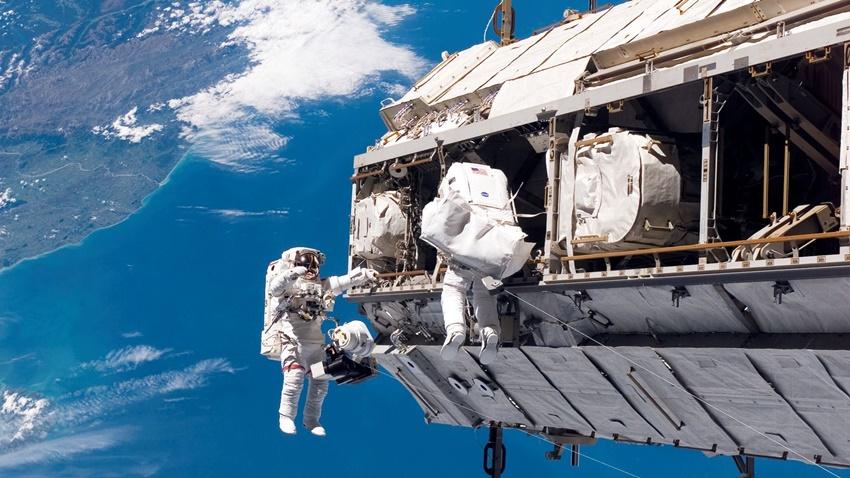 Astronot SD Kart Unuttu