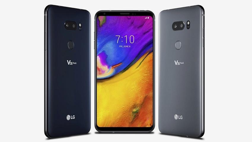 LG V35 ThinQ Özellikleri