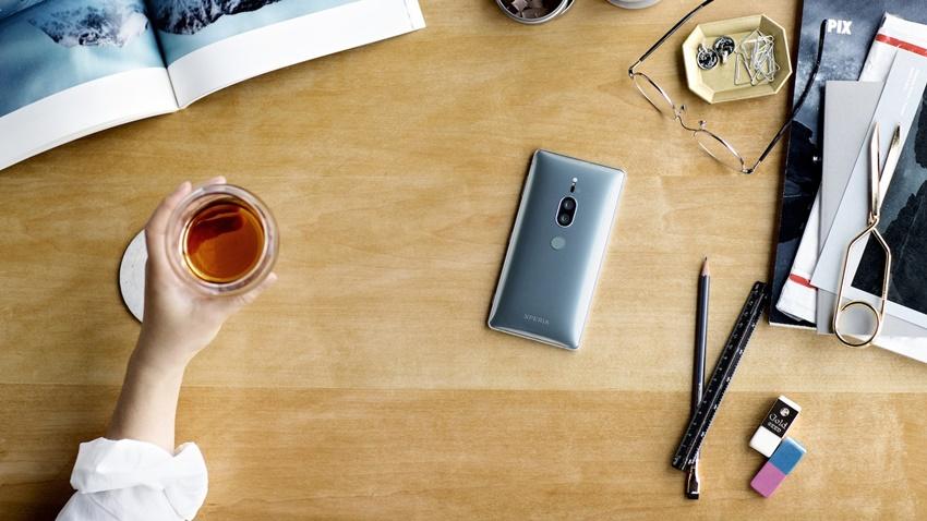 Sony Xperia XZ2 Dayanıklılık