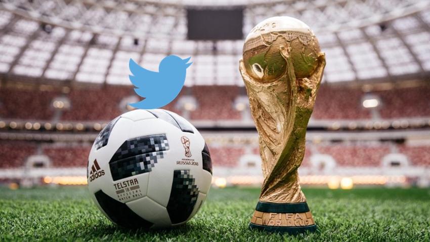 2018 Dünya Kupası Twitter'ın Gündeminde!