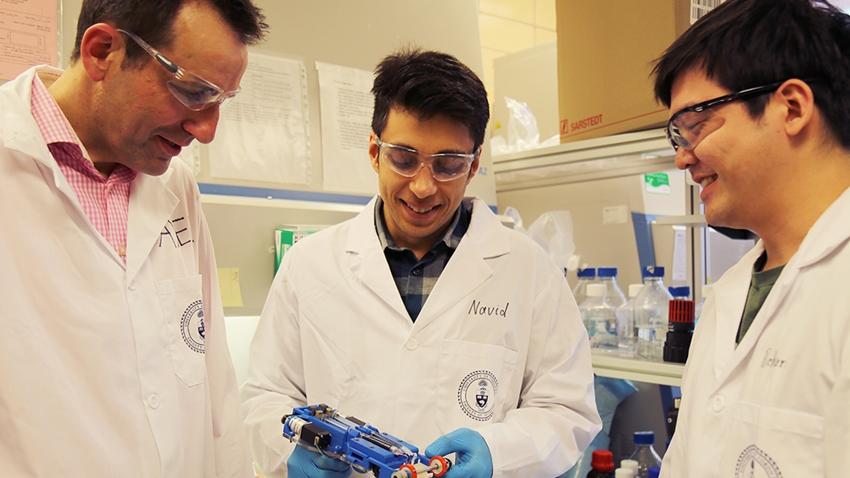3D Deri Yazıcısı, Yanık Tedavilerinde Devrim Yaratacak