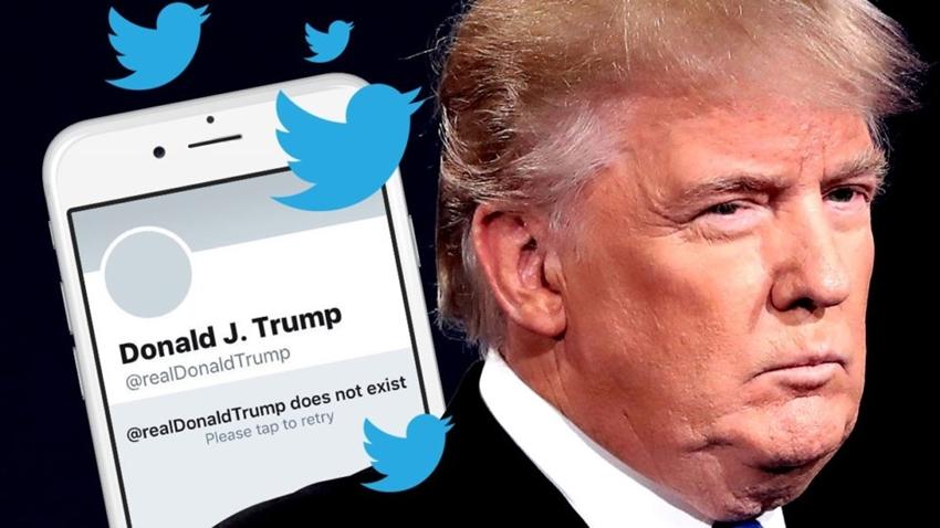 ABD Başkanı Trump, Twitter'da Kimseyi Engelleyemeyecek!