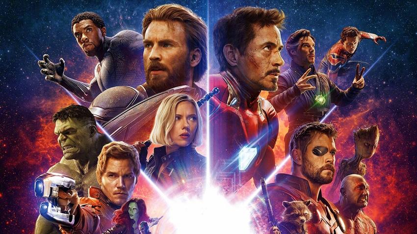 Avengers Infinity War, Marvel'ın En Yüksek Hasılatlı Filmi Oldu
