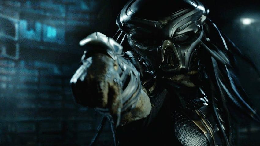 Efsane Bilim Kurgu Filmi The Predator'dan İlk Fragman Geldi