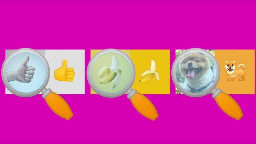 Google'dan Yapay Zeka Tabanlı Emoji Avlama Oyunu