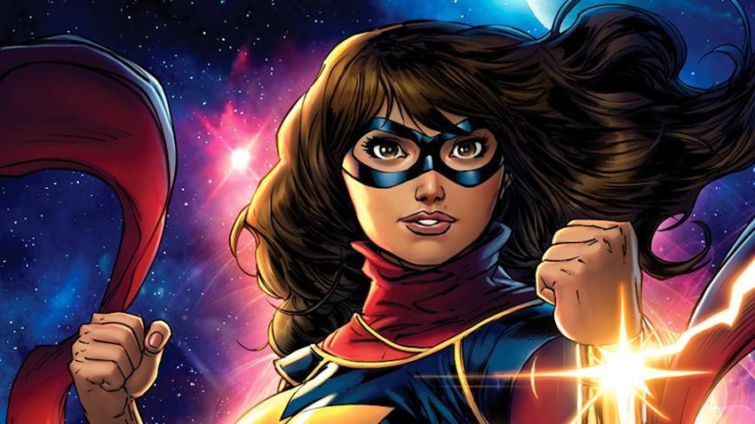 Marvel Sinematik Evrenine Müslüman Süper Kahraman Geliyor