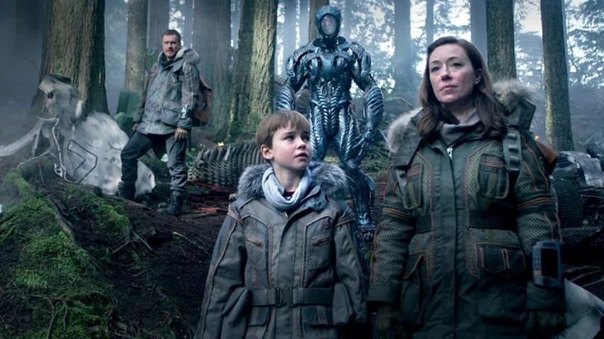Netflix İmzalı Lost in Space İkinci Sezonuyla Geri Dönecek