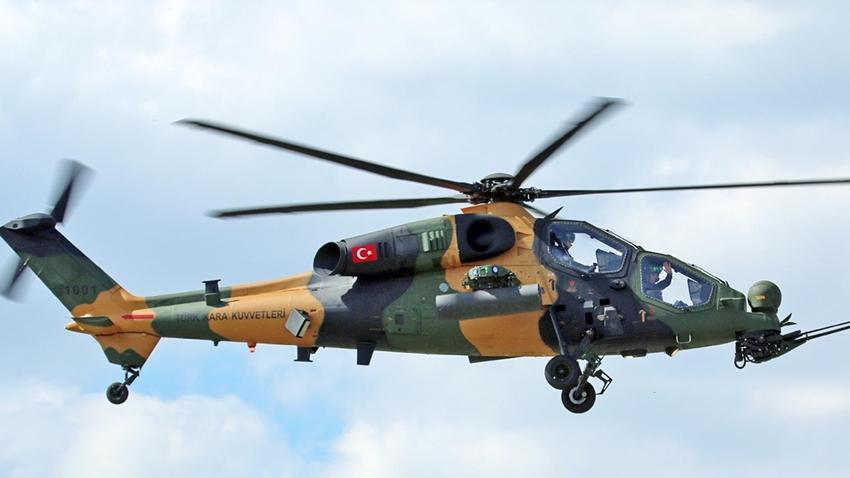 Pakistan, 30 Adet ATAK Helikopteri Alacak!