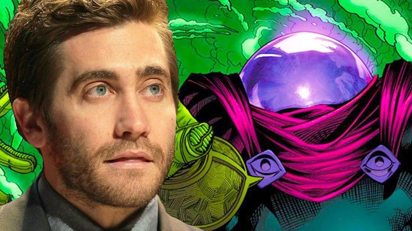 Spider-Man: Homecoming 2'nin Kötü Adamı Jake Gyllenhaal Olabilir