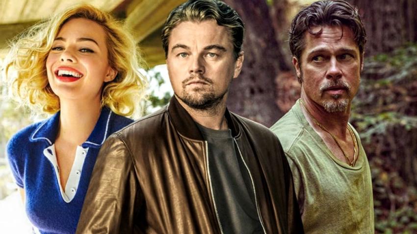 Tarantino'nun Yeni Filminin Kadrosuna Margot Robbie de Katıldı
