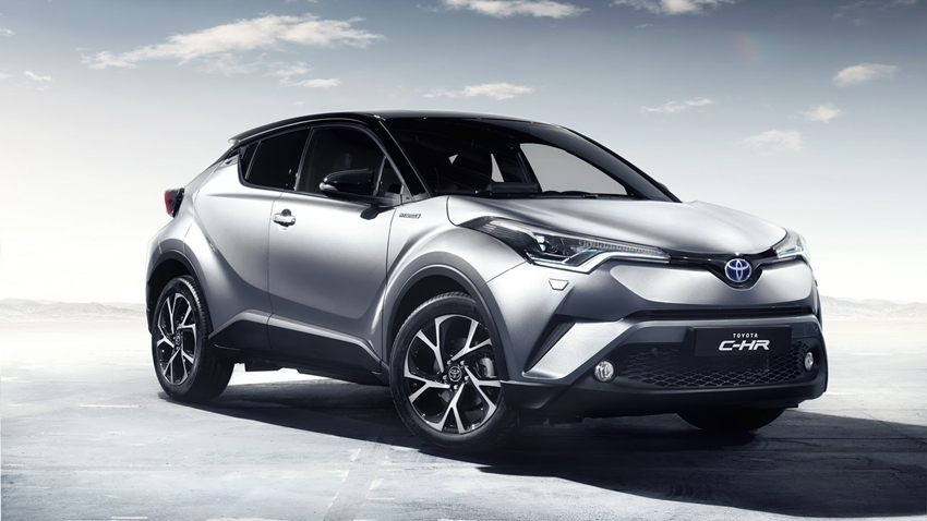 Toyota, Hibrit Modeli C-HR'da Yerlİ Batarya Kullanabilir