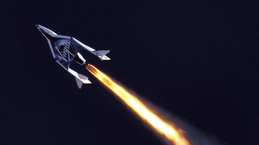 Virgin Galactic, Turistik Uzay Aracını İkinci Kez Başarıyla Test Etti