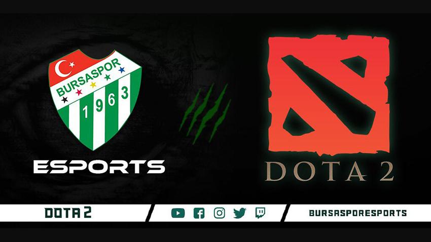 Bursa Esports Şimdi de Dota 2 Takımı Kurdu